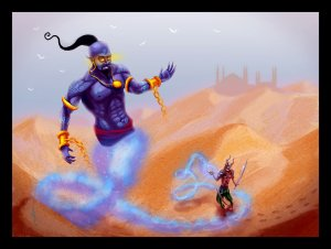 the_djinn_by_maeshanne